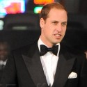 Prince William Dresses Up For Movie Premiere
