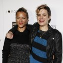 Samantha Ronson Parties With Her Sister Charlotte In Santa Monica