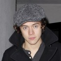 Harry Styles Hangs Out In Studio City