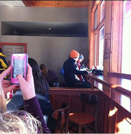 Taylor Swift And Harry Styles Go Skiing In Utah Taylor Swift Photos X17 Online