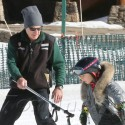 Gavin Rossdale Goes Skiing With His Two Boys