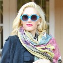 Gwen Stefani Spends The Day With Her Family