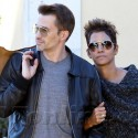 Halle Berry And Olivier Martinez Go On A Shopping Date