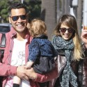 Jessica Alba Spends The Day With Her Family In Beverly Hills