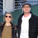 Rebecca Gayheart And Eric Dane Arrive At LAX