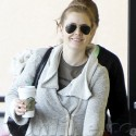 Amy Adams Takes Her Daughter To Dance Class