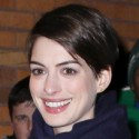 Anne Hathaway Stops By The Daily Show