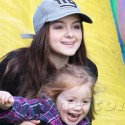 Ariel Winter Hangs With Her Family