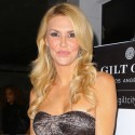 Brandi Glanville Attends Her Book Signing In West Hollywood