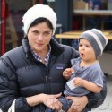 Selma Blair Takes Her Son To The Doctor's Office