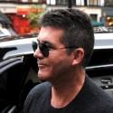Simon Cowell Arrives At Britain's Got Talent