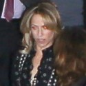Sheryl Crow Dines With Friends