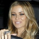 Carmen Electra Has A Hot Date With Travis Barker!