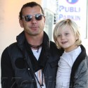 Gavin Rossdale Spends Some Quality Time With Kingston And Zuma