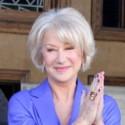 Helen Mirren Attends Her Walk Of Fame Ceremony