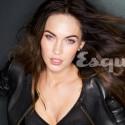Megan Fox Sexes Up The New Issue Of <em>Esquire</em>