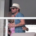 Ryan Seacrest And Julianne Hough Share A Smooch In St. Barth