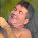 Simon Cowell Has A Jolly Good Time On His Yacht