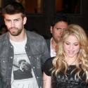 Shakira And Boyfriend Attend Her Dad's Book Presentation In Spain