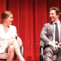 Bradley Cooper And Jennifer Lawrence At Silver Linings Playbook Q&A