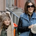 Sarah Jessica Parker And Son James Hang Out In N.Y.C.