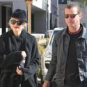 Gwen Stefani And Gavin Rossdale Shop At Barneys