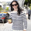 Courteney Cox Goes Furniture Shopping