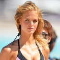 Erin Heatherton Shoots For Victoria's Secret