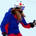 Elle MacPherson Hits The Slopes In Aspen