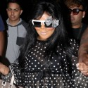 Lil' Kim Attends The NAACP Awards