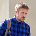 Ryan Gosling Leaves Lunch While Eva Mendes Is Out With A Friend