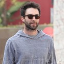 Adam Levine Grabs Lunch In Los Feliz
