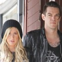 Ashley Tisdale Gets Lunch With Her New Beau