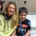 Blake Lively And Ryan Reynolds Visit Health Sciences North Hospital