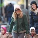 Sarah Jessica Parker And Matthew Broderick Split Parenting Duties