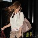 Eva Mendes Runs An Errand For Ryan Gosling