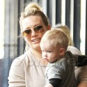 Hilary Duff Goes To Mommy And Me Class With Baby Luca