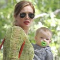 Hilary Duff Takes Baby Luca On A Playdate