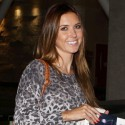 Audrina Patridge At LAX