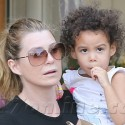 Ellen Pompeo And Daughter Stella Stock Up Before The Super Bowl
