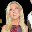 Tara Reid Hangs Out With The Jedward Twins