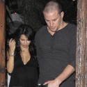 Channing Tatum And Wife Jenna Grab Dinner At Little Door