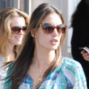 Alessandra Ambrosio Hangs Out With Her Girls