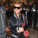 Lindsay Lohan Returns To New York City