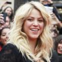 Shakira Greets Fans In Paris