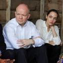 Angelina Jolie Visit Africa With U.K. Foreign Secretary William Hague
