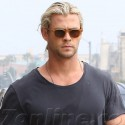Chris Hemsworth And Wife Elsa Pataky Run Errands With Little India