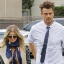 Fergie & Josh Go To Church
