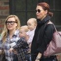 Hilary Duff And Lisa Stelly Bond With Their Babies