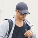 Chris Hemsworth Heads To The Gym